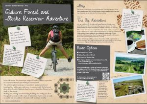 Gisburn Forest and Stocks Reservoir Itinery