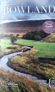 Discover Bowland Guide Front Cover